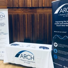 News Image:ARCH attends MediWales Connects Event
